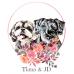 Tiana & Jd
