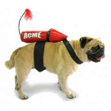 Funny Acme Dog Costume