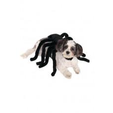 Black Spider Dog Costume