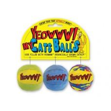 Catnip Kitty Balls
