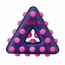 dotz triangle chew toy