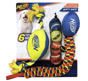 New puppy toy combo pack.