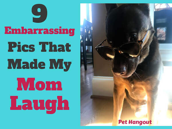 9 embarrassing pics that made my Mom laugh